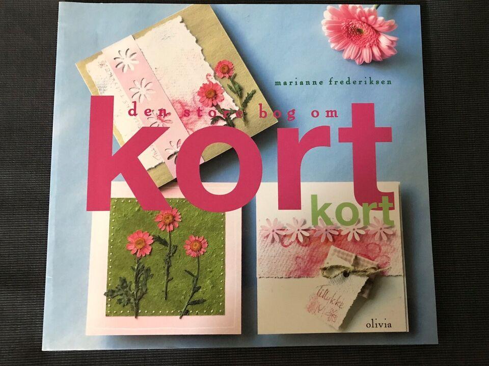 Den Store Bog Om Kort Marianne Dba Dk Kob Og Salg Af Nyt Og Brugt
