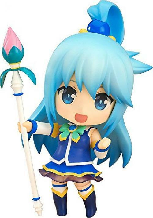 NEW Nendgoldid 630 KonoSuba AQUA Action Figure Good Smile Company from Japan F S