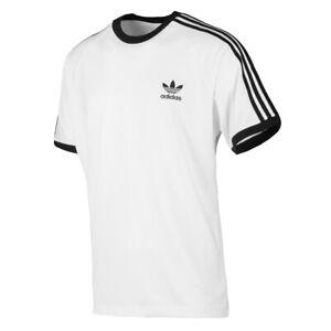 adidas Originals 3 Stripes Tee Herren T Shirt weiß CW1203