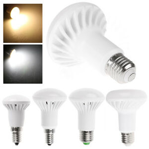 ersatz r39 r50 r63 r80 led e27 e14 reflektor birnen 5 12w strahler licht lampe ebay. Black Bedroom Furniture Sets. Home Design Ideas