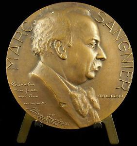 Medaglia-Marc-Sangnier-l-039-amore-est-plus-forte-que-la-odio-love-sc-Bazor-medal