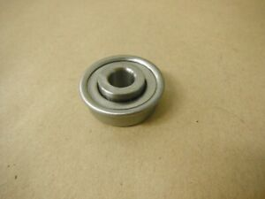 AF2436-FLANGED-UNGROUND-SINGLE-ROW-BALL-BEARING-3-8-034-X1-1-8-034-X7-16-034
