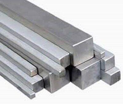 """1/"""" x 7/"""" x 36/"""" 6061 Aluminum Rectangle Bar"""