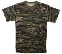 T-shirt Tiger Stripe Camouflage Vietnam