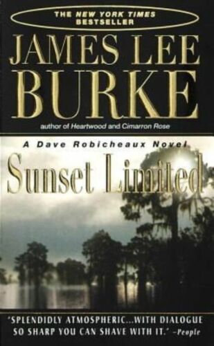 1 of 1 - Sunset Limited (Dave Robicheaux Mysteries)-ExLibrary