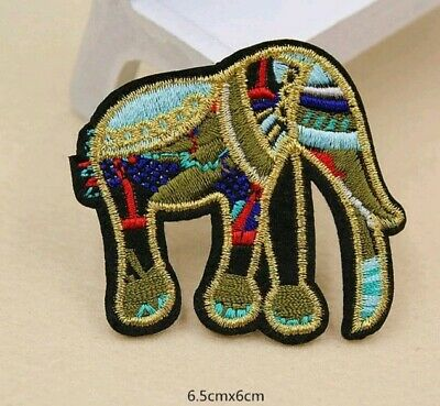 Elephant Iron on Applique Patch for Cabbage Patch Kids to make Elephant Romper