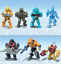 BATTLE-FOR-THE-ARK-STORMBOUND-MAVERICK-WARRIOR-SERIES-FIGURES-HALO-MEGA
