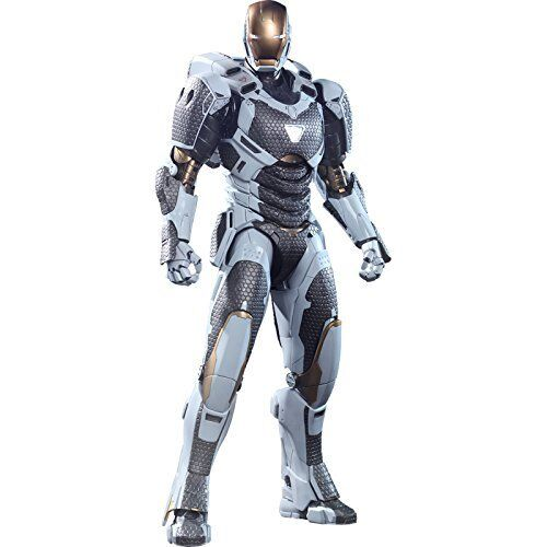 NEW Movie Masterpiece IRON MAN MARK 39 XXXIX STARBOOST 1/6 Figure Hot Toys F/S