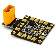 Matek Systems PDB-XT60 w/BEC 5V 12V Lipo Pack Power to 6 ESC XT60 Socket RC USA