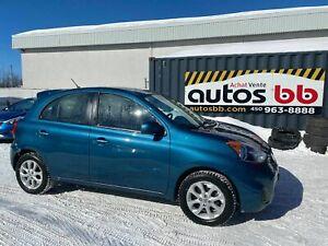 2018 Nissan Micra ( AUTOMATIQUE - FULL EQUIPE )