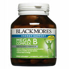 Blackmores Mega B Complex Supports a Healthy Nervous System 75 Tablets 1d