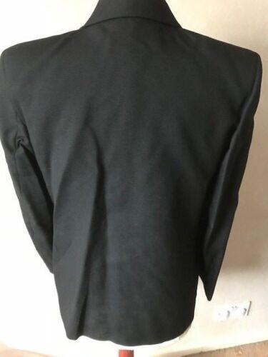 "Girls John Lewis black poly//viscose blazer school uniform 12 32"" chest NEW TAGS"