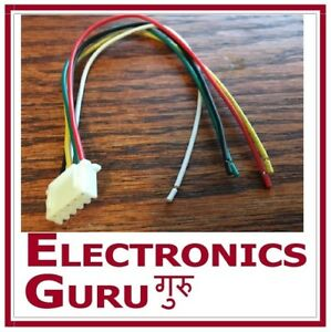 Miraculous High Level Speaker Input Plug Wire Harness 5 Pin 5Pin Bazooka Wiring 101 Capemaxxcnl