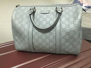 4e32aa80dcc6 Image is loading used-authentic-gucci-handbags