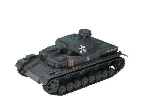 Pair Dot GIRLS und PANZER Tank IV D-type H-type Ending Ver 115mm figure PVC PD