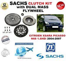 FOR CITROEN XSARA PICASSO N68 1.6 HDi CLUTCH KIT 2004-2007 w FLYWHEEL & BOLTS
