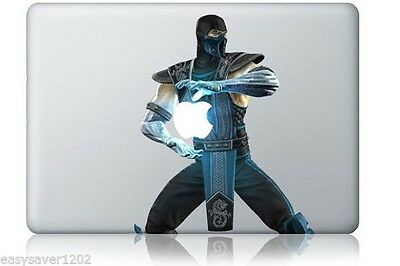 "Ninja Apple Macbook Pro Air 15"" Mac Sticker Skin Decal Vinyl Cover For Laptop"