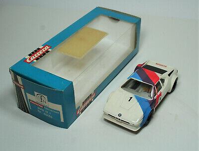 "BMW M1 Procar /""BASF No 80/"" 1980 Originalbox 30829 Carrera Digital 132"