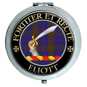 Eliott Schottische Clan Kompakter Spiegel