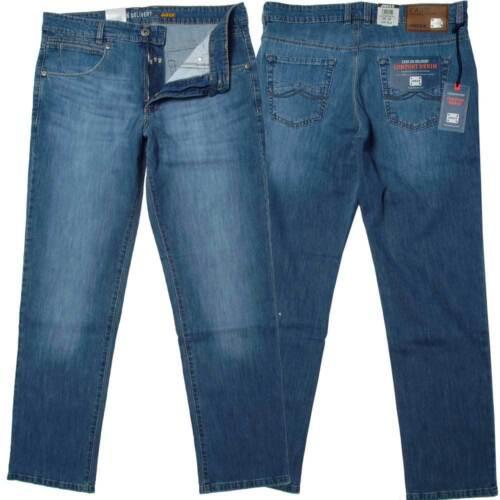 Joker Freddy Comfort Denim 5 pocket stretch 2442-765 Blue Bleach used Div tailles