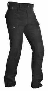 Oxford-SP-J4-Reinforced-with-Protective-Kevlar-Lining-Motorcycle-CE-Jeans-Black