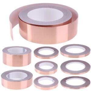 Self Adhesive Copper Foil Tape Conductive Heat Resistant