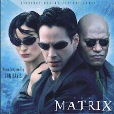 THE MATRIX (BOF) - DAVIS DON (CD)