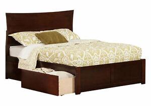 wholesale dealer e6fef 9c291 Details about Red Barrel Studio Wrington Storage Platform Bed