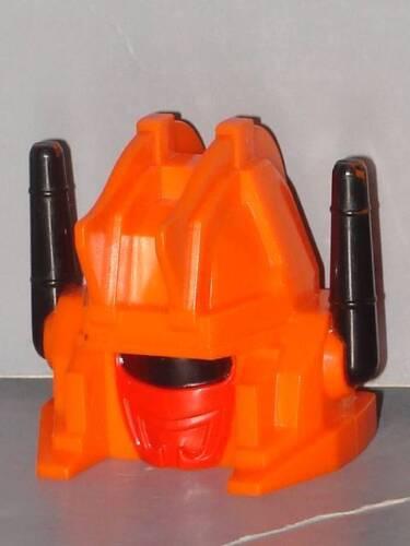 G1 TRANSFORMER PREDAKING RAZORCLAW HEAD LOT # 1