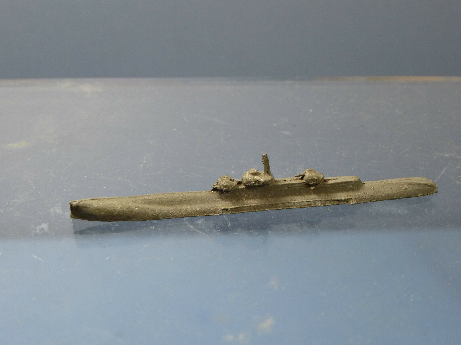VINTAGE DINKY TOYS MODEL  No.50G      X   Class SUBMARINE