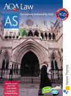 AQA Law AS by Jennifer Currer, Nick Price, Richard Wortley, Asif Tufal, Peter Smith (Paperback, 2008)