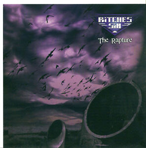 BITCHES-SIN-039-The-Rapture-039-CD-2011-Signed-By-The-Band