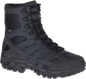 MERRELL-Moab-2-8-034-Waterproof-J15845-Tactical-Military-Army-Combat-Boots-Mens