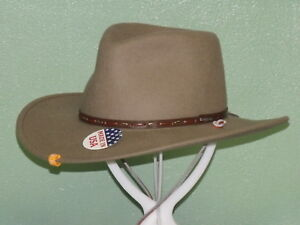 Image is loading STETSON-BIG-SKY-CRUSHABLE-WOOL-WESTERN-HAT 6278058efc8b