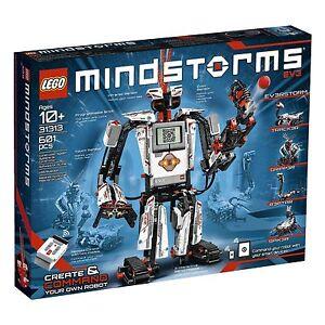 Lego Mindstorms EV3 Robot Kit for Kids (31313)