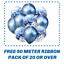 10-20-PEARL-LATEX-METALLIC-CHROME-BALLOONS-12-034-Helium-Baloon-Birthday-Party thumbnail 22