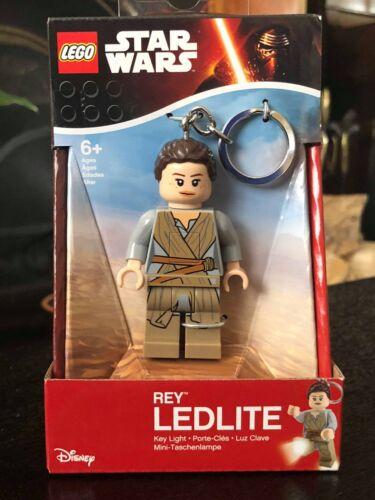 Brand New Genuine LEGO Star Wars REY Ledlite Key Light