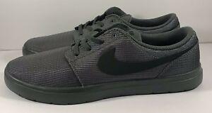 4753dabfb0 Image is loading Nike-SB-Portmore-II-Ultralight-Skateboarding-Shoes-Dark-