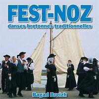 Cd Fest-noz - Danses Bretonnes Traditionnelles
