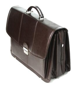 Braun Business Tragetasche G Laptoptasche 518 Leder Aktentasche vIEw0Bqv