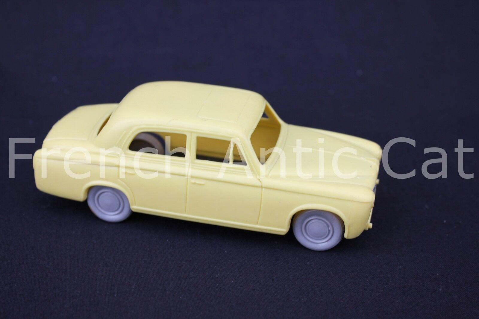 G926 voiture 1 32 BS Beuzen Sordet Sordet Sordet PEUGEOT 403 Made in france coq Jaune 5f4bf0
