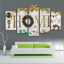 Unframed Modern Flower Art Oil Canvas Painting Picture Print Home Wall Decor 5