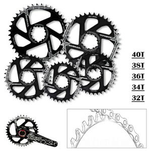 For Snail GXP ChainRing Round 3mm Offset Sram X9 X0 XX1 X01 eagle boost 30-38T