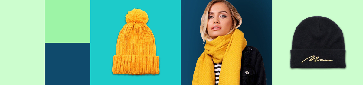 Shop event Winter Warmers Under £15 Hats, scarves and gloves for men & women.