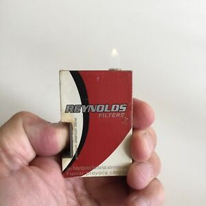 REYNOLDS-Mechero-Encendedor-Lighter-Briquet-Accentino-Feuerzeug