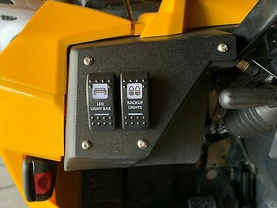 SBS Can Am Maverick Commander Right Switch Panel