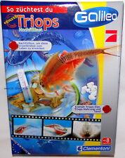 Galileo 69935 Clementoni triops écrevisses nachfüllset set complément NEUF