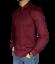 Camicia-Uomo-Slim-Fit-Cotone-Elastico-Manica-Lunga-Tinta-Unita-aderente-BIANCO miniature 10