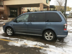 2005 Mazda MPV sell or trade