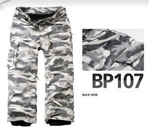 Korea-Shop-Southplay-Mens-Waterproof-Light-Military-Ski-Snowboard-Pants-Sale